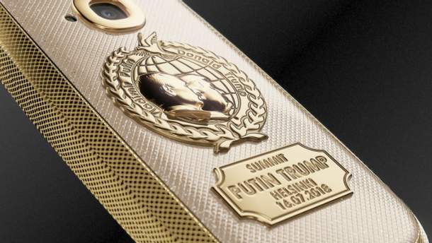 Caviar разработала новую модель Nokia 3310 в золоте
