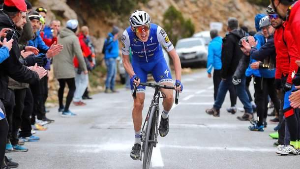 Дэниел Мартин выиграл шестой этап Tour de France-2018