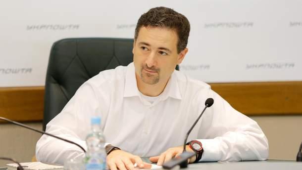 Смелянский назвал условия продления договора с«Укрпочтой»