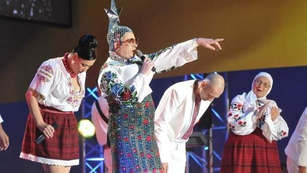 Pr-служба Верки Сердючки назвала преувеличенными слухи озавершении карьеры