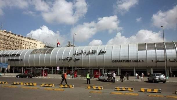 Аэропорт в Каире