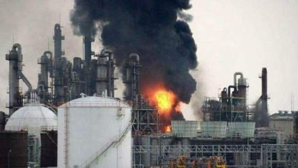 Від вибуху на хімічному заводі в Китаї загинуло 19 людей