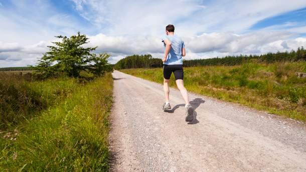 Інтенсивний біг знижує ризик хвороб серця