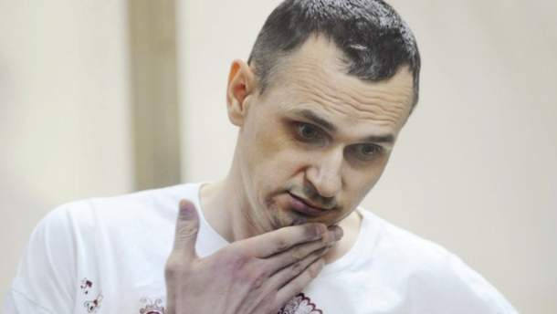 Олег Сенцов голодує 60 днів