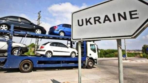 Машины на еврономерах