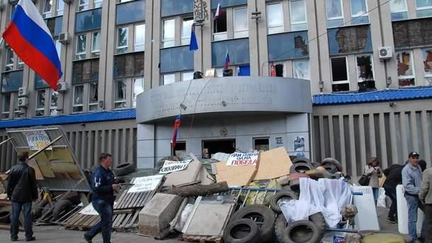 Сложно начать жить в Луганске так, будто ничего не было