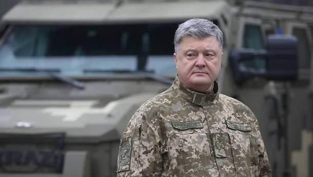 Порошенко зробив нову серйозну заяву про війну на Донбасі
