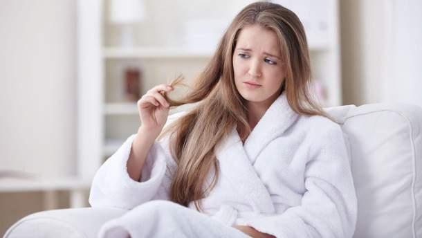 Що робити, якщо випадає волосся
