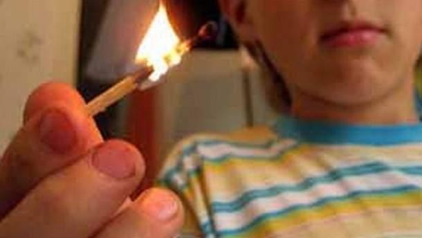 На Прикарпатье маленькие дети погибли в ужасном пожаре