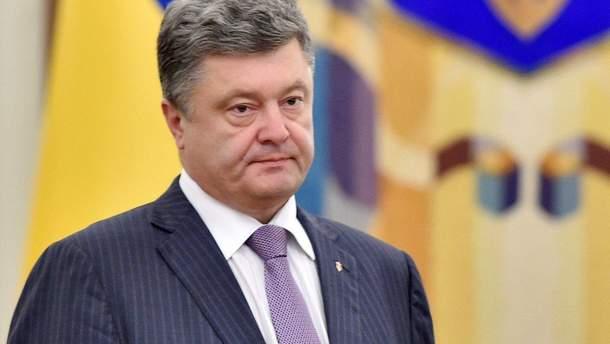 Порошенко вірить  у звільнення всіх українських бранців Кремля