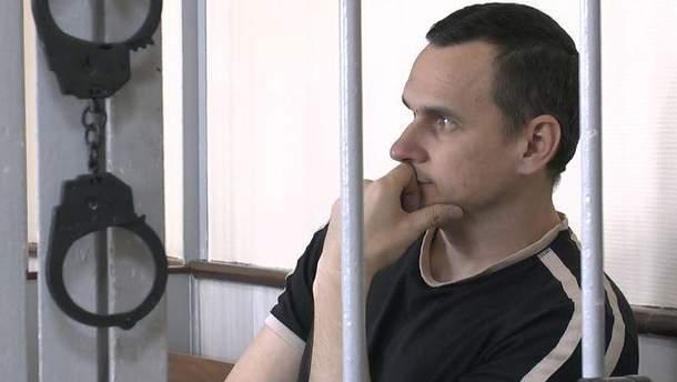 У Росії спростували інформацію про нібито смерть Сенцова