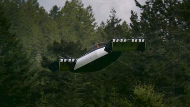 Летающая машина BlackFly