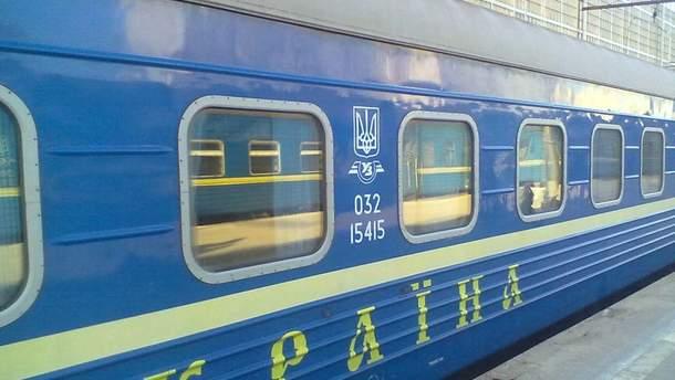 """""""Укрзалізниця"""" призначила додатковий поїзд до Одеси"""
