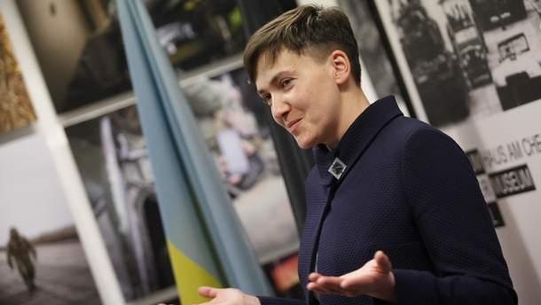 Меру пресечения Савченко не продлили из-за