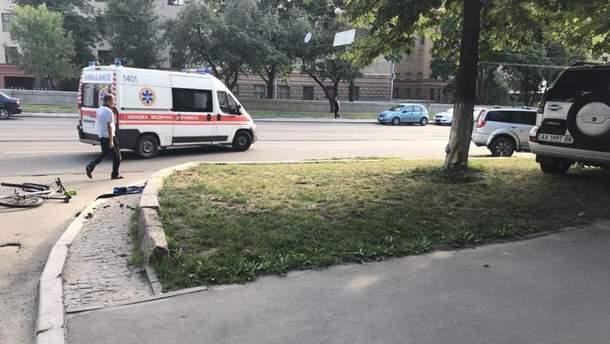 Смертельна ДТП у Харкові за участю 19-річного мотогонщика Безсонова: з'явилося відео