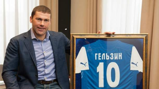 Украинский клуб заявил на новый сезон президента клуба