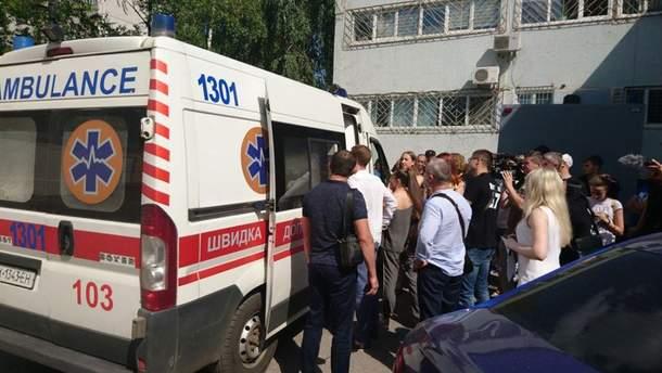 В Харькове состоялось судебное заседание относительно смерти мотогонщика Андрея Бессонова