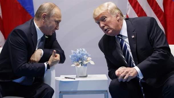 Зустріч Путіна і Трампа відбудеться 16 липня у Гельсінкі