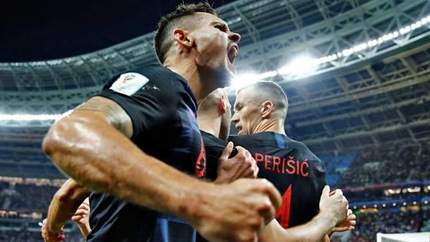 Сборная Хорватии по футболу - финалист ЧМ-2018
