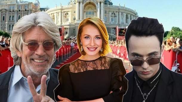 Одесский международный кинофестиваль 2018