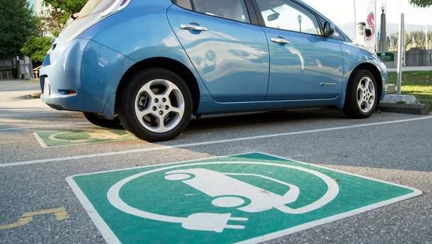 Щодня 20 мешканців України змінюють свої автівки на електричні