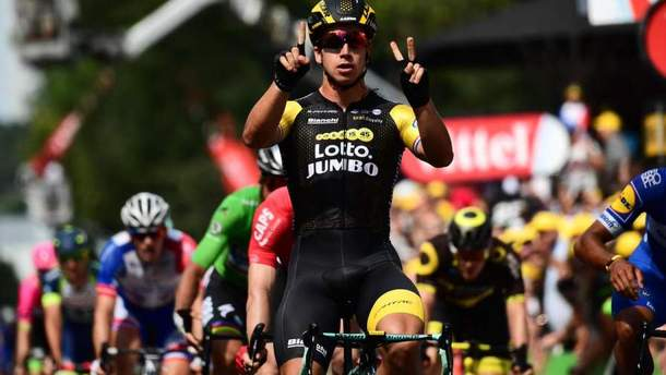 Ділан Груневеген виграв восьмий етап Tour de France-2018