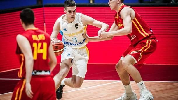 Збірна України перемогла Іспанію