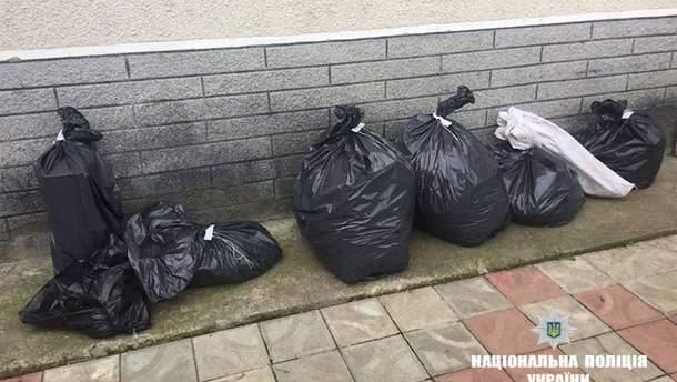 В Івано-Франківській області у чоловіка вилучили марихуани на півмільйона гривень