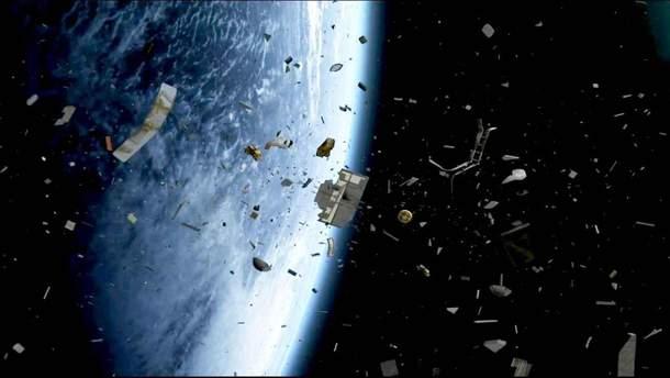 На орбіті Землі – тонни космічного сміття: в чому полягає небезпека