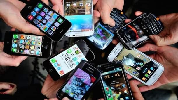 Как смартфоны влияют на окружающую среду