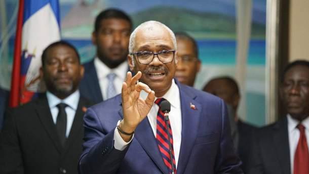 Джек Гі Лафонтан покинув посаду прем'єр-міністра Гаїті