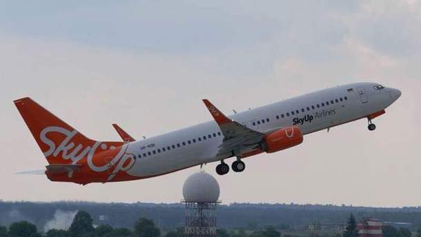 """Аеропорт """"Львів"""" повідомив про затримку двох рейсів авіакомпанії SkyUp"""