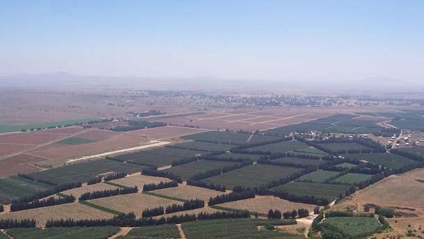 Сирия расширила наступление в сторону Голанских высот