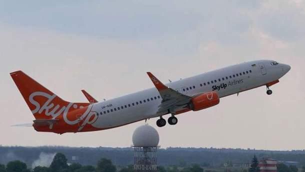 """Аэропорт """"Львов"""" сообщил о задержке двух рейсов авиакомпании SkyUp"""