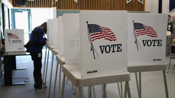 Втручання у вибори США