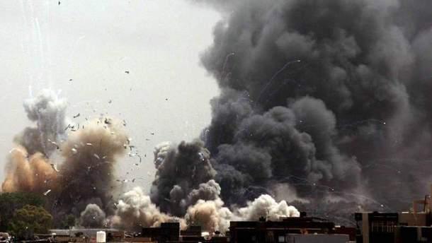 Израиль нанес авиаудар вблизи Алеппо (иллюстрация)