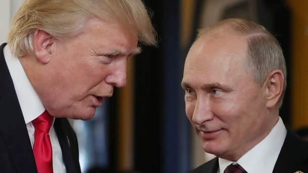 Трамп может рассказать Путину информацию, что может поставить под удар западную разведку