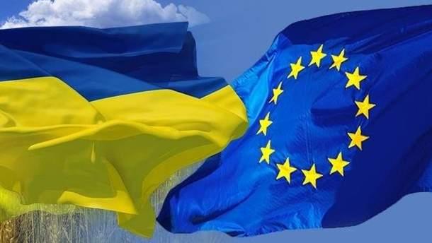 Сколько украинцев доверяют ЕС