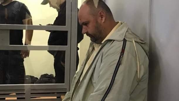 Экс-руководителя Перечинской РГА Виктора Олефира арестовали на 60 дней