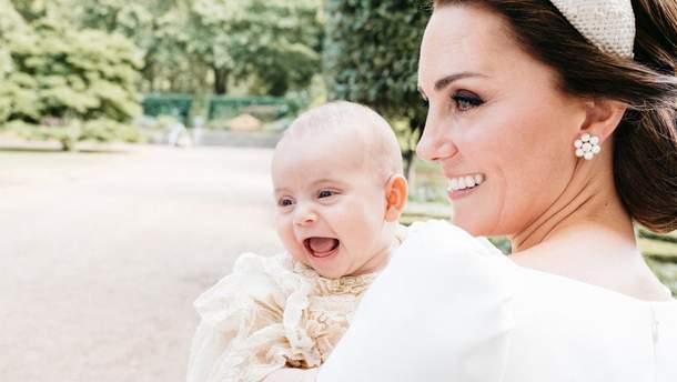 Нове фото усміхненого принца Луї зачарувало мережу