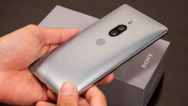 Смартфон Sony Xperia XZ2 Premium: распаковка и обзор