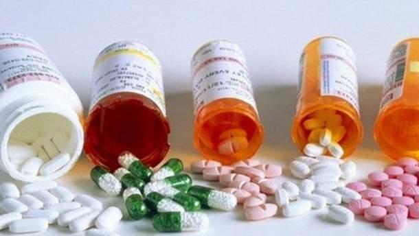 Медичні препарати