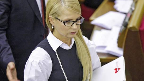 Юлия Тимошенко лидирует, но это не означает ее победы