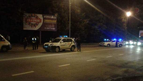 Во Львове возле ночного клуба произошла стрельба