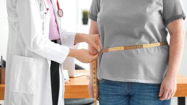 Ожиріння без метаболічних порушень не підвищує ризик смерті