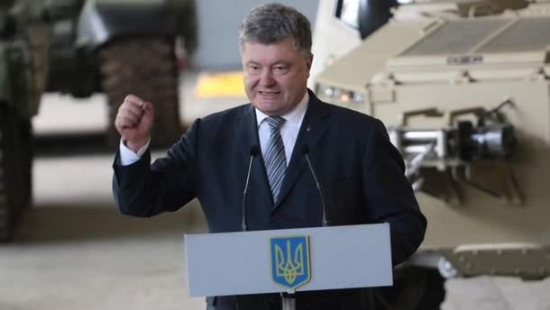 Порошенко допускает, что Россия готовит атаку на Мариуполь
