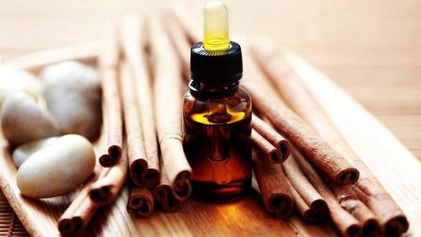 Олія кориці лікує артрит та бореться з діабетом