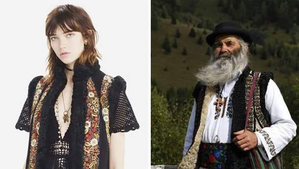 Румыны обвинили Dior  в плагиате