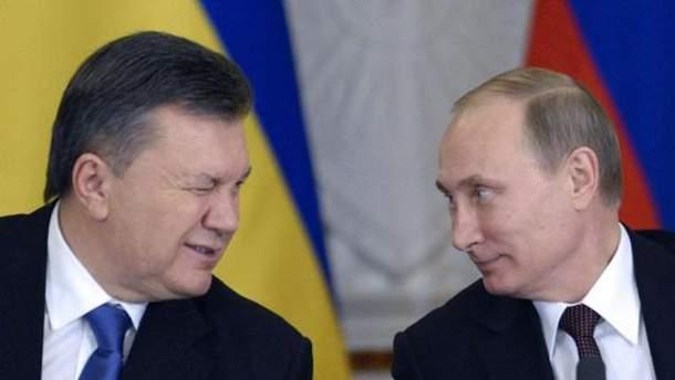 """Янукович хотів, аби Путін ввів """"миротворців"""" в Україну в 2014 році"""