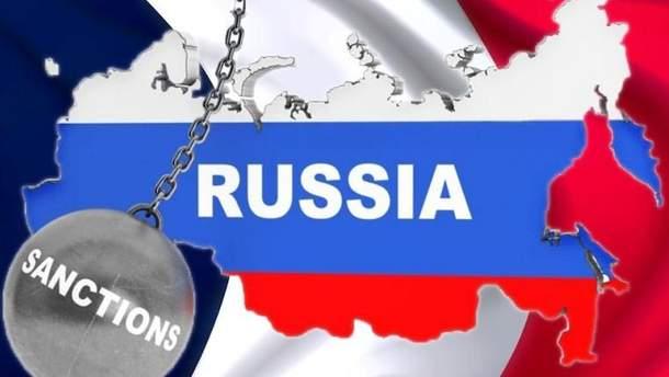 Італія має намір підняти питання щодо скасування санкцій проти РФ
